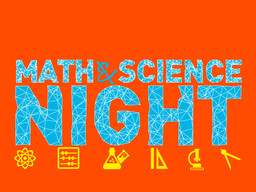 Math & Science Night + Usborne Book Fair