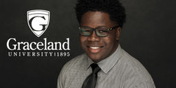 Emmanuel McCarter Gets Dean's Scholarship from Graceland University