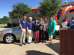 Faith Family Academy Student Wins Free Car from Drive Casa for Perfect Attendance