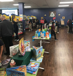 BOOK FAIR OCT. 30 - NOV. 3