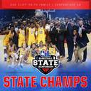 Varsity Boys Basketball Team Wins First State Championship Title