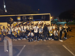 Drumline Team Brings Home First Place