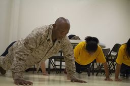 NNDCC Vietnam Memorial Push-Up Challenge