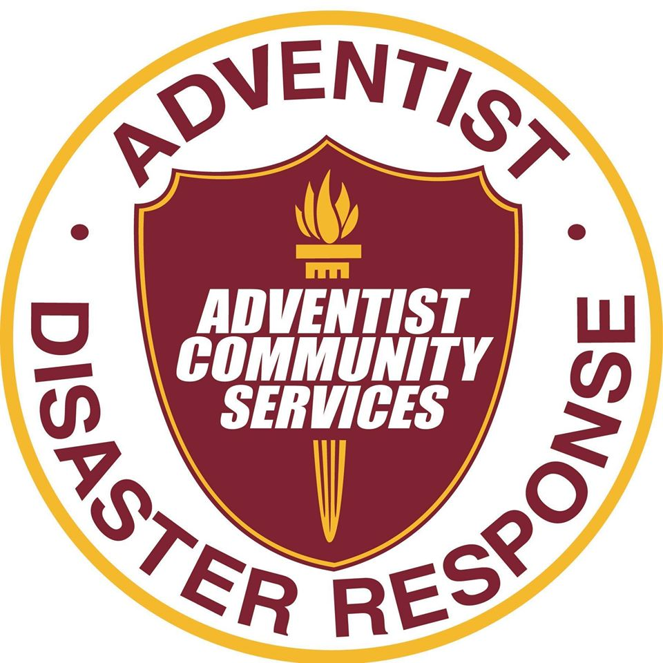 Adventist Disaster Response logo