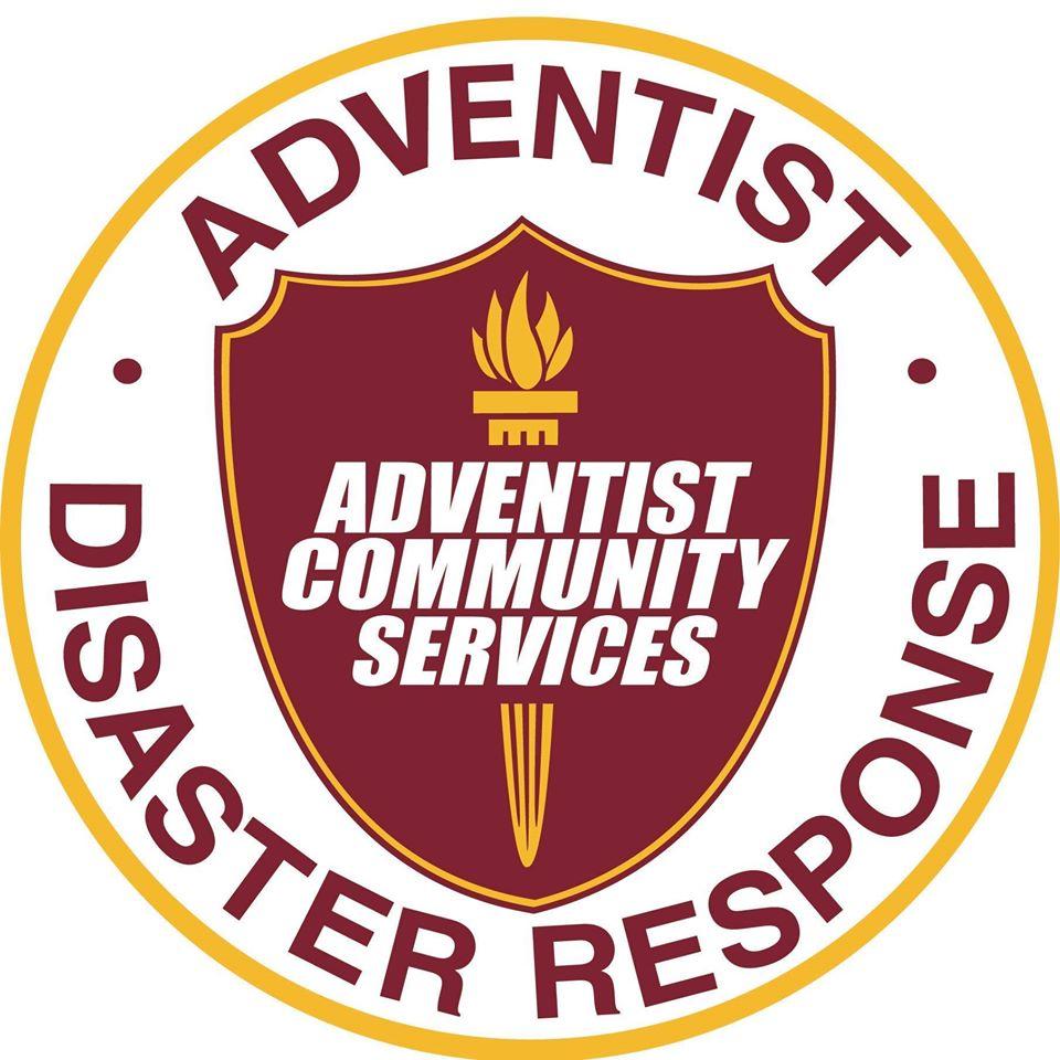 Adventist Disaster Response logo